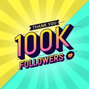 Other - THANK YOU 100K Followers!